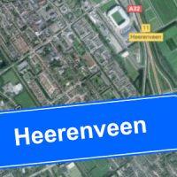 Noordermannen start locatie in Heerenveen